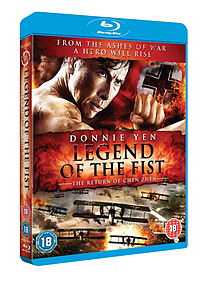 Legend of the FistBlu-ray