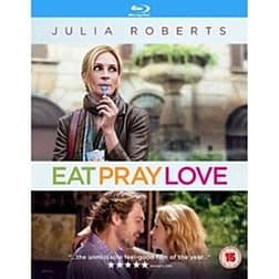 Eat Pray LoveBlu-ray