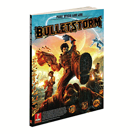 Bulletstorm Strategy GuideStrategy Guides & Books