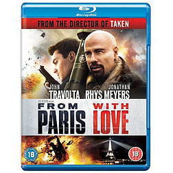 From Paris With LoveBlu-ray