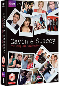 Gavin & Stacey: Series 1 - 3 Box Set & Christmas SpecialBlu-ray