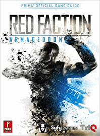 Red Faction: Armageddon: Prima Official Game GuideStrategy Guides & Books
