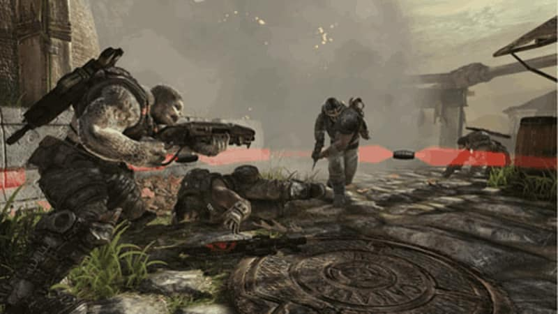 Gears of War 3 - Beastly multiplayer action