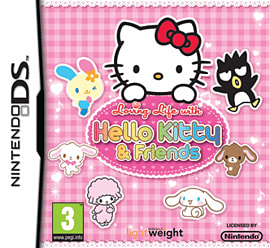 Hello Kitty Loving LifeNDS