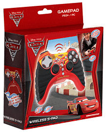 Thrustmaster Disney Cars 2 Mini Gamepad Accessories