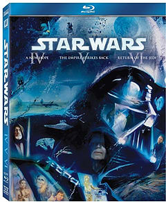 Star Wars: The Original Saga TrilogyBlu-ray
