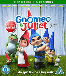 Gnomeo & JulietBlu-ray