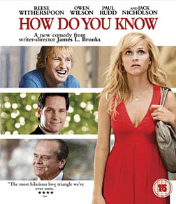 How Do You KnowBlu-ray