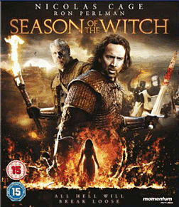 Season of the WitchBlu-ray