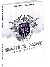 Saints Row the Third - The Studio Edition Strategy GuideStrategy Guides & Books