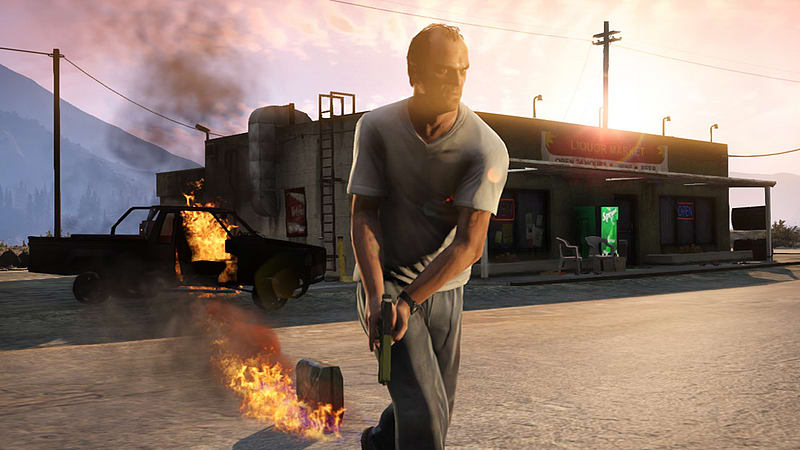 Grand theft Auto 5 Review for PlayStation 3 and Xbox 360 at GAME