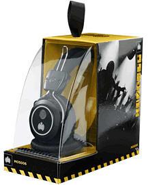 Ministry of Sound 006 Earphones Black Accessories