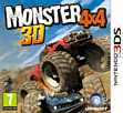 Monster 4x4 3D 3DS