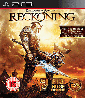 Kingdoms of Amalur: Reckoning on Xbox 360, PS3 and PC at GAME