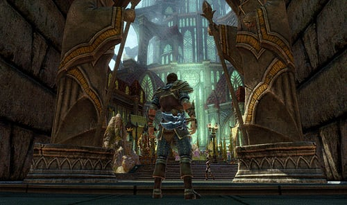 Explore a new RPG fantasy world from Ken Rolstonm, Todd MacFarlane and R.A. Salvatore in Kingdoms of Amalur: Reckoning
