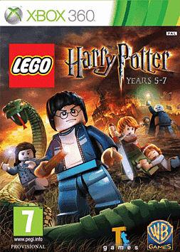 LEGO Harry Potter années 5 à 7 (xbox 360)