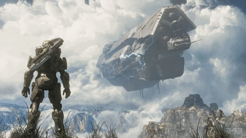 buy halo 4 on xbox 360 free uk delivery game