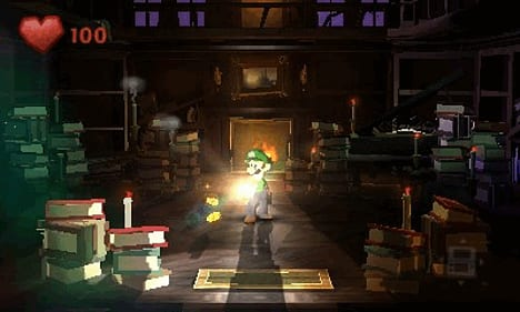 Luigi's Mansion 2 Review for Nintendo 3DS at GAME