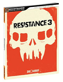 Resistance 3 Official Strategy GuideStrategy Guides & Books