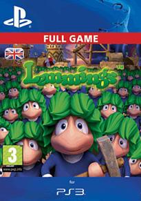 Lemmings for PS3