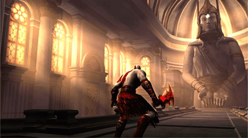Buy God Of War Hd Collection On Playstation Network Game