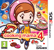 Cooking Mama 4 3DS