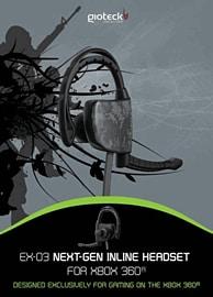 Gioteck EX-03 Next Gen Inline Headset Accessories