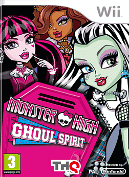 Monster High Ghoul Spirit for Wii