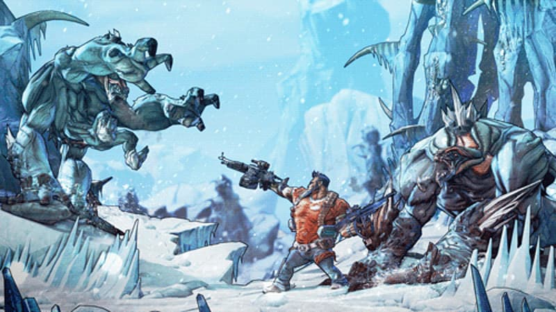 Pandora offers new environments in Borderlands 2 on PlayStation 3, Xbox 360 and PC at GAME
