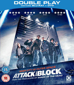 Attack the BlockBlu-ray