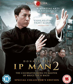 Ip Man 2Blu-ray