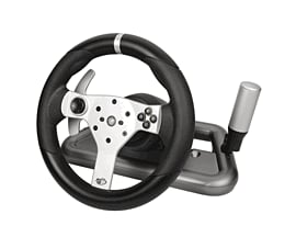 Mad Catz Force Feedback Steering Wheel for Xbox 360Accessories