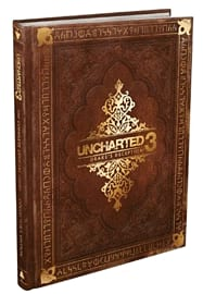 Uncharted 3 Collector's Edition Strategy GuideStrategy Guides & Books
