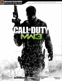 Call of Duty: Modern Warfare 3 Strategy GuideStrategy Guides & Books