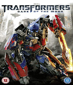 Transformers: Dark of the MoonBlu-ray