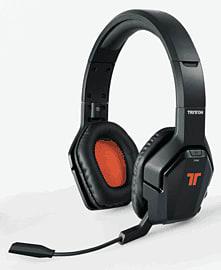 Microsoft Tritton Primer Wireless Stereo Xbox 360 Headset Accessories