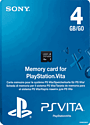 PS Vita 4GB Memory Card Accessories