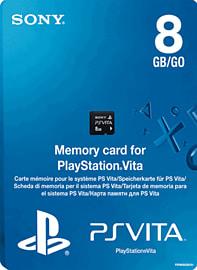 PS Vita 8GB Memory Card Accessories