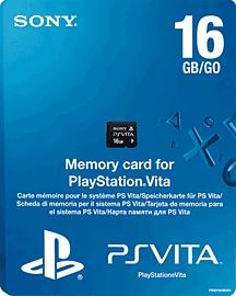 PS Vita 16GB Memory Card Accessories