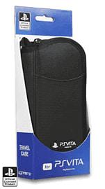 PS Vita Travel Case - Black Accessories