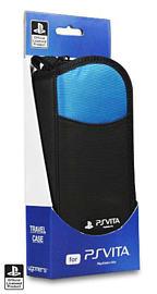 PS Vita Travel Case - Blue Accessories