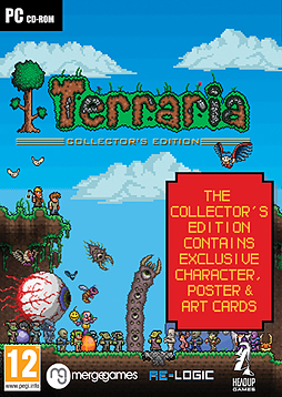 Terraria Limited EditionPCCover Art