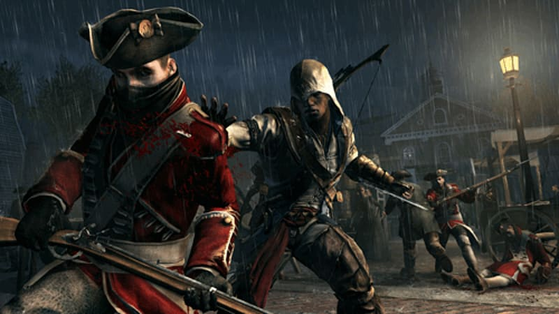 Assassin's Creed III on playStation 3, Xbox 360 and PC review at GAME