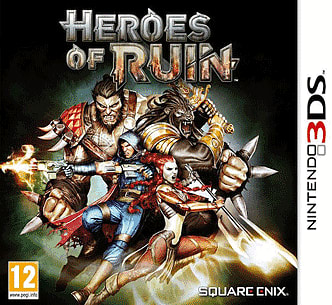 Heroes of Ruin on Nintendo 3DS at GAME