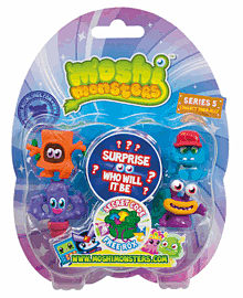 Moshi Monsters Moshling Collectable FiguresToys and Gadgets