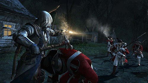 Assassin's Creed III on PlayStation 3, Xbox 360, PC and Wii U at GAME