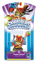 Skylanders: Character - Double TroubleToys and Gadgets