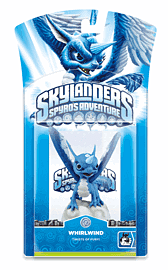 Skylanders: Character - WhirlwindToys and Gadgets