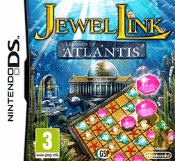 Jewel Link Legends of Atlantis for NDS
