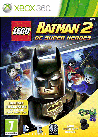 LEGO Batman 2: DC Super Heroes on xbox 360, PlayStation 3, PlayStation Vita, Wii, 3DS and PC at GAME